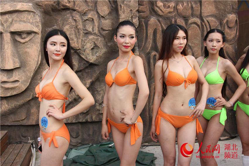 """""""Phát hoảng"""" nhan sắc thí sinh hoa hậu bikini - Ảnh 7"""