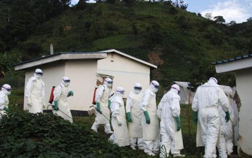 Vợ chồng tung tin đồn dịch Ebola ở Việt Nam bị phạt 20 triệu đồng - Ảnh 1