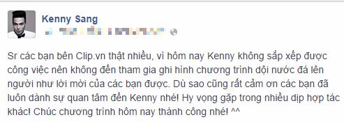 """Kenny Sang: Không dội nước đá vì body """"thơm tho"""" như Hàm Hương - Ảnh 3"""