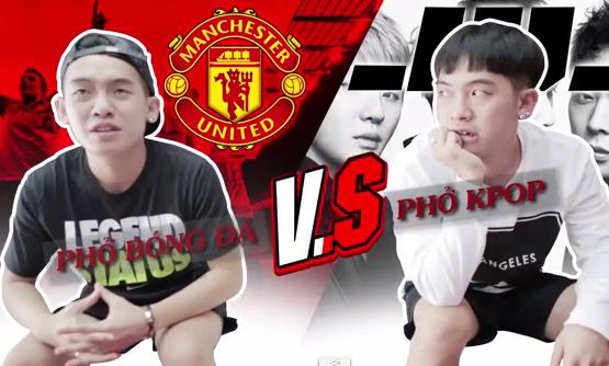 Phở Đặc Biệt ra clip: Sự khác biệt giữa fan bóng đá và fan Kpop  - Ảnh 1
