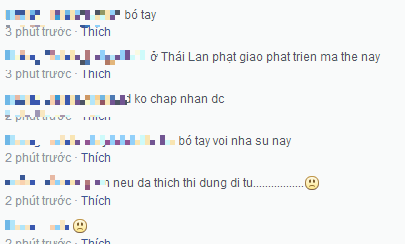 """Sốc nặng với hình ảnh nhà sư Thái Lan """"ôm hôn, uống rượu"""" - Ảnh 4"""