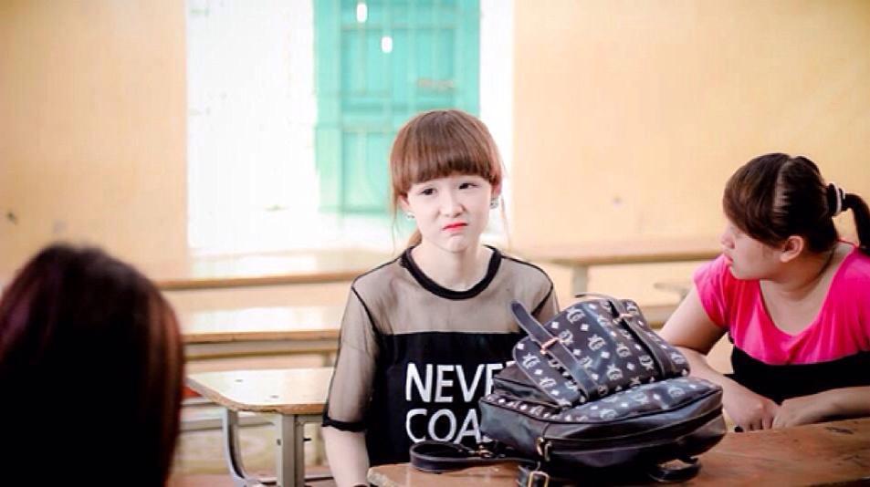 Hot girl Thanh Hóa chuyên chế nhạc với ước mơ làm cảnh sát - Ảnh 9