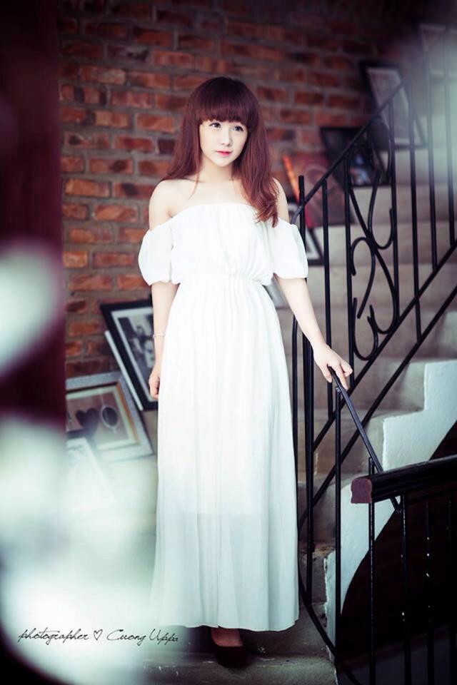 Hot girl Thanh Hóa chuyên chế nhạc với ước mơ làm cảnh sát - Ảnh 4