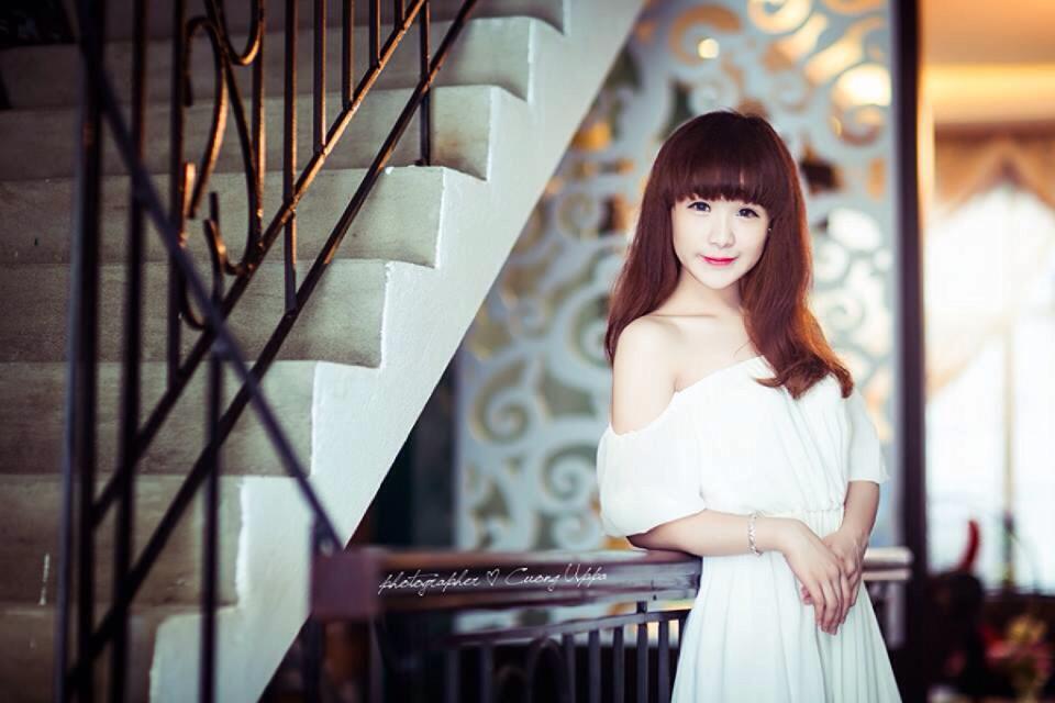 Hot girl Thanh Hóa chuyên chế nhạc với ước mơ làm cảnh sát - Ảnh 5