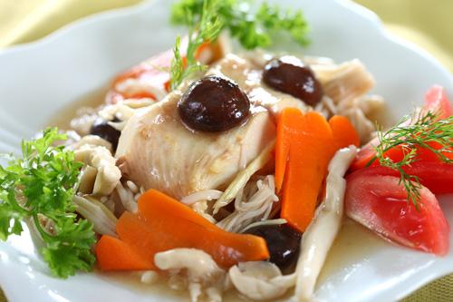 Các món ăn mùa Thu ngon và giàu dinh dưỡng - Ảnh 2