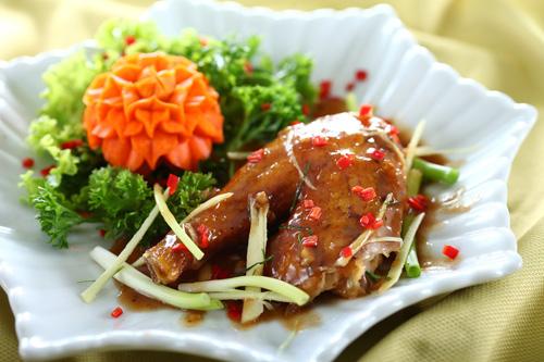 Các món ăn mùa Thu ngon và giàu dinh dưỡng - Ảnh 3