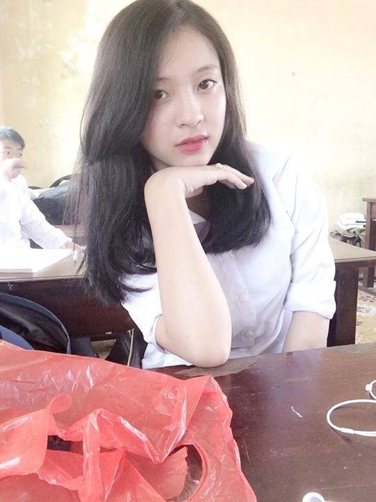 Nhan sắc cô gái xinh như hoa được cho là bạn gái Công Phượng - Ảnh 4
