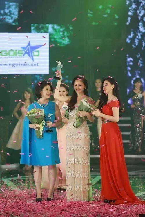 Nhan sắc hot girl Hye Trần giảm 10kg đăng quang Miss Ngôi Sao - Ảnh 2