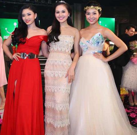 Nhan sắc hot girl Hye Trần giảm 10kg đăng quang Miss Ngôi Sao - Ảnh 3