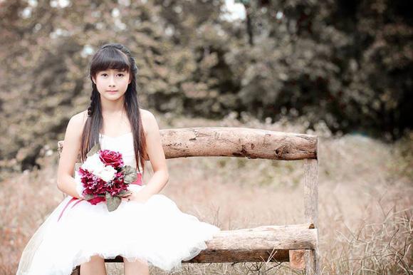 Những bé gái 10X xinh đẹp gây sốt cộng đồng mạng Việt - Ảnh 12