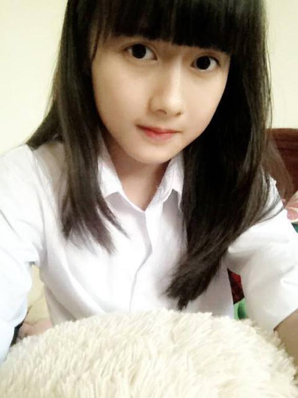 Những bé gái 10X xinh đẹp gây sốt cộng đồng mạng Việt - Ảnh 9