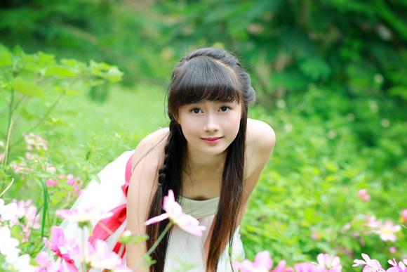 Những bé gái 10X xinh đẹp gây sốt cộng đồng mạng Việt - Ảnh 11