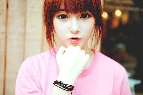 Ngắm vẻ đẹp tựa thiên thần của hot girl xứ Hàn - Ảnh 3