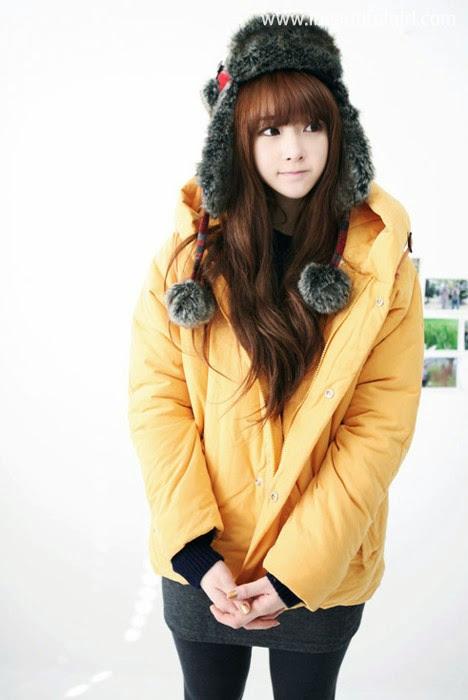 Ngắm vẻ đẹp tựa thiên thần của hot girl xứ Hàn - Ảnh 2