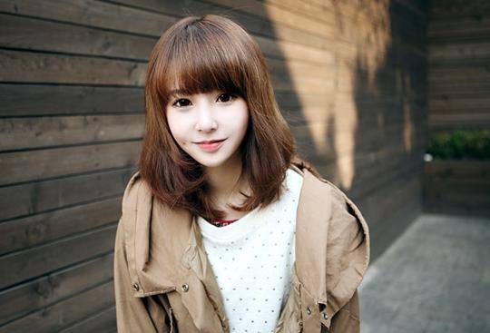Ngắm vẻ đẹp tựa thiên thần của hot girl xứ Hàn - Ảnh 4