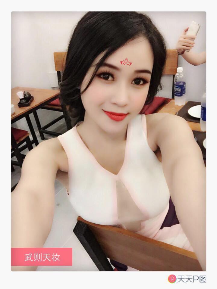 Các hot girl Việt đua nhau làm Võ Tắc Thiên - Ảnh 4