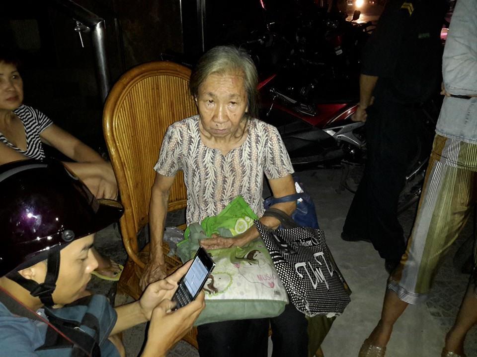 TP.HCM: Cháy nhà trong đêm, cụ bà 80 tuổi may mắn sống sót - Ảnh 2