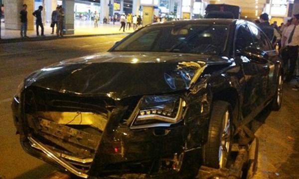 Xe Audi đón Hồ Ngọc Hà gây tai nạn: Một nạn nhân đã tử vong - Ảnh 2