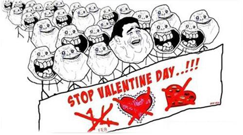 """Ảnh chế hài hước ngày Valentine của """"hội độc thân"""" gây bão - Ảnh 8"""
