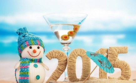 Hình nền chúc mừng năm mới 2015 đẹp và ý nghĩa nhất  - Ảnh 10