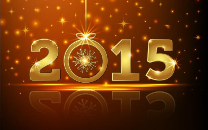 Hình nền chúc mừng năm mới 2015 đẹp và ý nghĩa nhất  - Ảnh 7