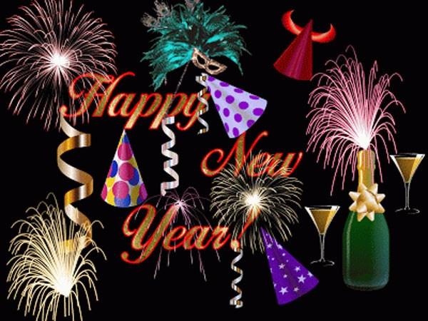 Những mẫu thiệp chúc mừng năm mới 2015 đẹp và ý nghĩa nhất - Ảnh 5