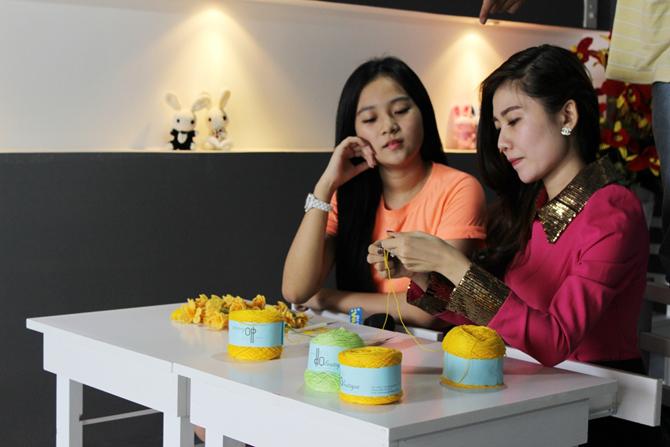Hot girl Tam Triều Dâng làm gì trong dịp năm mới? - Ảnh 4