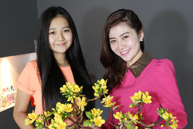 Hot girl Tam Triều Dâng làm gì trong dịp năm mới? - Ảnh 3