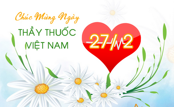 Những vần thơ hay chúc mừng ngày Thầy thuốc Việt Nam - Ảnh 1