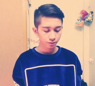 """Video: Hot boy 9X cover """"Missing You"""" phiên bản Việt gây bão mạng - Ảnh 1"""