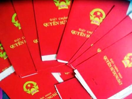 Bắt đối tượng lừa làm giấy tờ nhà đất chiếm đoạt 1,3 tỷ đồng - Ảnh 1