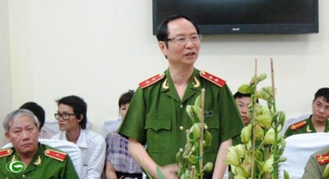 Những hình ảnh đáng nhớ về Thượng tướng Phạm Quý Ngọ (2) - Ảnh 14