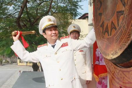 Những hình ảnh đáng nhớ về Thượng tướng Phạm Quý Ngọ (2) - Ảnh 2