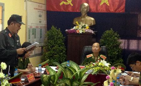 Những hình ảnh đáng nhớ về Thượng tướng Phạm Quý Ngọ (2) - Ảnh 7