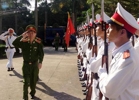 Những hình ảnh đáng nhớ về Thượng tướng Phạm Quý Ngọ (2) - Ảnh 1