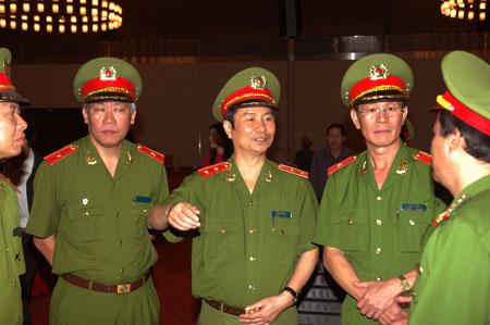 Những hình ảnh đáng nhớ về Thượng tướng Phạm Quý Ngọ (2) - Ảnh 8