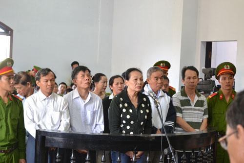 Đại án nghìn tỷ ở Đắk Nông: Bị cáo đã từng bị bắt nhiều lần - Ảnh 1