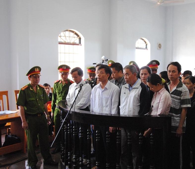 Đại án nghìn tỷ ở Đắk Nông: Bị cáo đã từng bị bắt nhiều lần - Ảnh 3