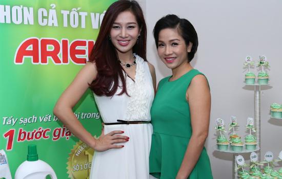 """Mỹ Linh, Thu Hương: """"Phụ nữ Việt Nam tốt thôi chưa đủ"""" - Ảnh 4"""