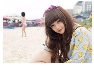 Chùm ảnh cực xinh của nữ sinh ảnh thẻ Lý Lan Hương  - Ảnh 6