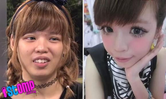 Ngỡ ngàng với mặt mộc không son phấn của 2 hot girl Singapore  - Ảnh 3