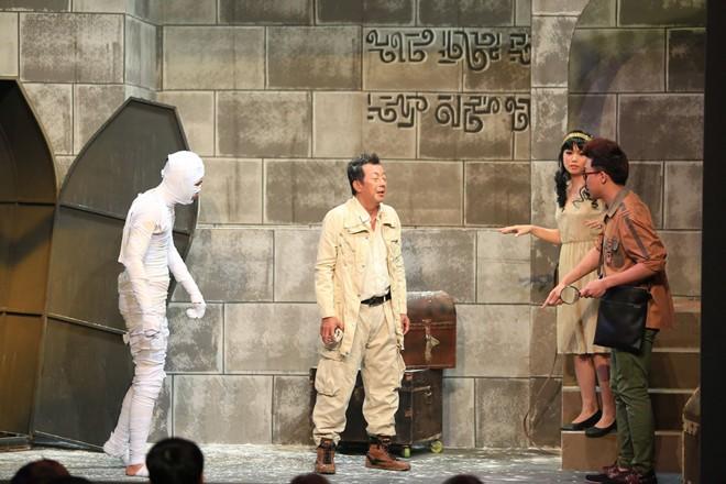 """Ơn giời, cậu đây rồi tập 12: Trấn Thành bị """"đơ"""" trên sân khấu - Ảnh 2"""