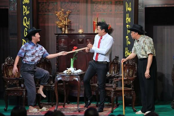 """Ơn giời, cậu đây rồi tập 12: Trấn Thành bị """"đơ"""" trên sân khấu - Ảnh 3"""
