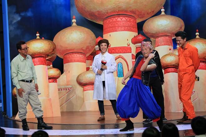 """Ơn giời, cậu đây rồi tập 12: Trấn Thành bị """"đơ"""" trên sân khấu - Ảnh 6"""