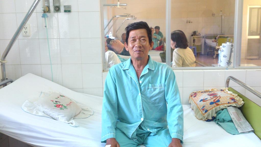 Khánh Hòa: Cứu sống bệnh nhân đã ngưng tim - Ảnh 2