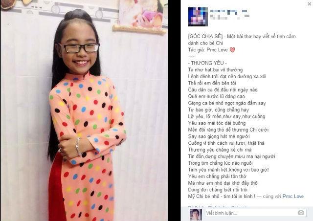 Thú vị với bài thơ fan viết tặng chị Bảy Phương Mỹ Chi - Ảnh 1