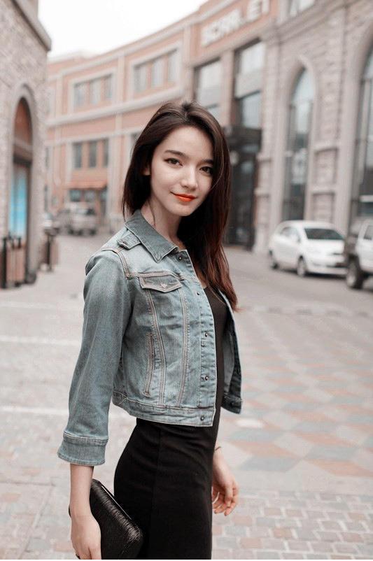Cô gái mặt mộc xinh đẹp hơn cả hot girl gây sốt - Ảnh 8