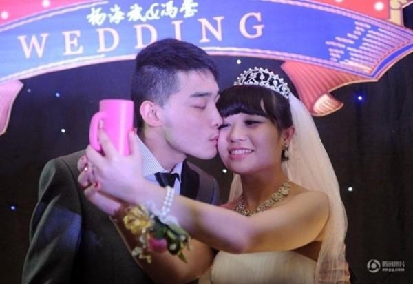 Nghẹn ngào đám cưới đẫm nước mắt của những cô dâu ung thư - Ảnh 7