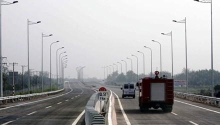 Khởi công dự án đường cao tốc lớn nhất miền Nam - Ảnh 1