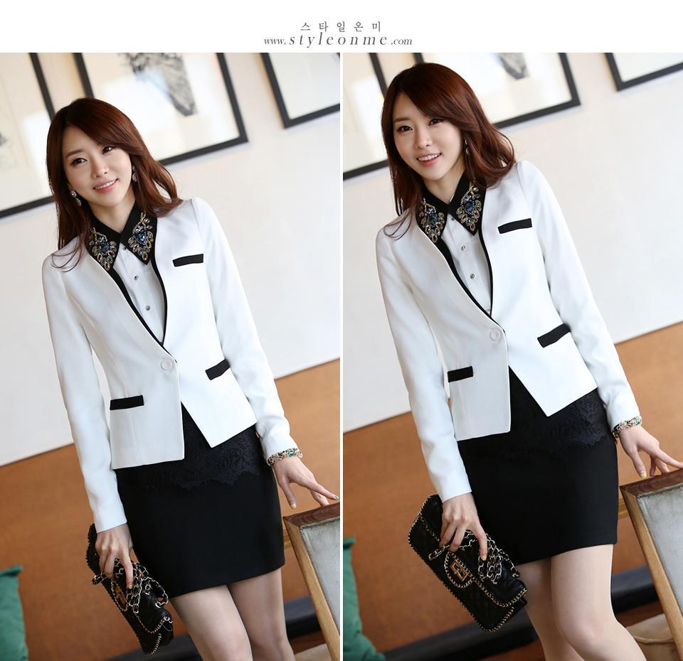 Những cách mix áo vest đẹp và quyến rũ cho nàng công sở - Ảnh 5